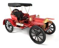 античный автомобиль 1910 Стоковое фото RF