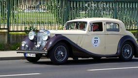 Античный автомобиль, классика 2014 Sachsen Стоковые Изображения