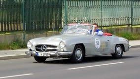 Античный автомобиль, классика 2014 Sachsen Стоковые Фото