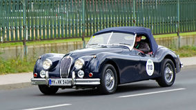 Античный автомобиль, классика 2014 Sachsen Стоковая Фотография