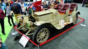 античный автомобиль стоковое фото rf