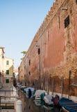 Античный арсенал стены Стоковые Фото
