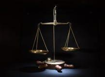 античный баланс Стоковое Изображение RF