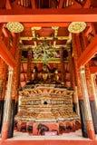 Античный Будда Стоковая Фотография RF