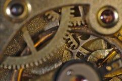 античный вахта механизма Стоковое Фото