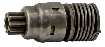 Античный винтажный американский привод bendix стартера автомобиля стоковое фото