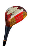 античный гольф водителя Стоковая Фотография
