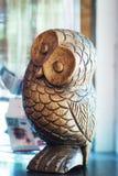 Античный декоративный Decoy утки Стоковые Фотографии RF
