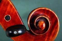 Перечень скрипки Стоковые Фото