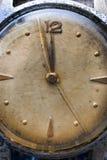 Античный карманный вахта Стоковая Фотография RF
