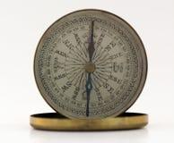 античный компас Стоковое фото RF