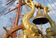 античный корабль Стоковое Фото