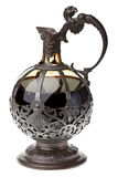 Античный кувшин вина Стоковые Изображения RF