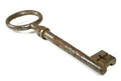 античный ключ Стоковые Фото