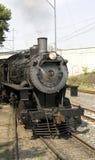 античный локомотивный пар Стоковые Фото