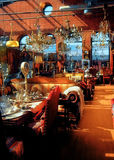 античный магазин Стоковое Изображение RF