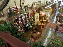 античный магазин Стоковое фото RF