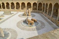 Античный музей Стоковые Изображения
