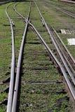 античный поезд станции Стоковые Фото