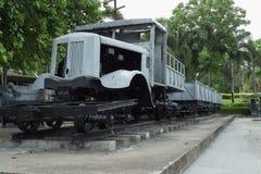 античный поезд Стоковое Изображение RF