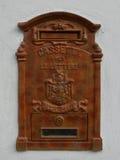 античный почтовый ящик Стоковое фото RF