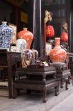 античный рынок Пекин известный очень Стоковое Изображение