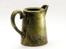 античный серебр опарника Стоковые Фото