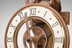 античный смотреть часового циферблата Стоковые Изображения