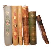 античный стог книг Стоковая Фотография RF