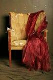 античный стул стоковое изображение