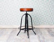 античный стул старый Стоковые Фото