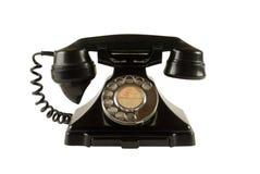 античный телефон Стоковые Изображения