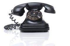античный телефон Стоковые Изображения RF
