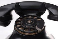 античный телефон Стоковое фото RF