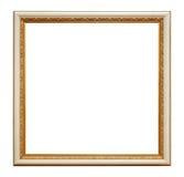 античный тип рамок Винтажная картинная рамка Стоковая Фотография