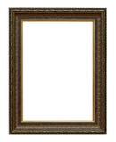 античный тип рамок первоклассная рамка - квадратная форма Стоковые Фотографии RF