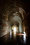 античный тоннель Стоковое Фото