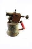 Античный факел дуновения Стоковое Фото