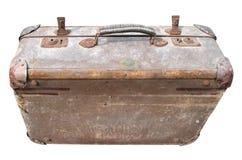 античный чемодан Стоковая Фотография