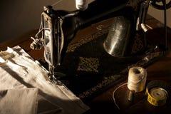 античный шить машины Стоковое Изображение