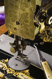 античный шить машины Стоковые Изображения RF