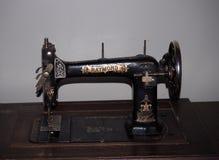 античный шить машины Стоковое Фото