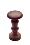 Античный штемпель металла Стоковое фото RF