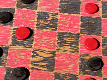 античный checkerboard Стоковое Фото