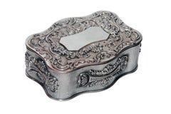 античный jewellery коробки Стоковое Изображение RF