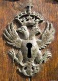 античный keyhole Стоковое Изображение RF