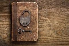античный padlock Стоковые Фотографии RF