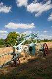 античный plough Стоковые Изображения