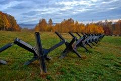 Анти- nfantry барьер стоковое фото rf