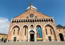 ` Антонио da Padova Базилики di Sant, в Падуе Стоковые Изображения